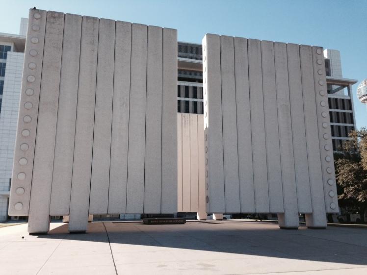JFK Memorial - Dallas, Texas